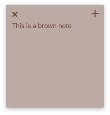 Brown note