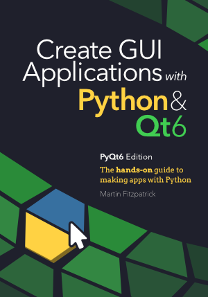 PySide6 book cover